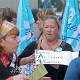 Grève du 19 septembre : animateurs et Atsem ont répondu présent