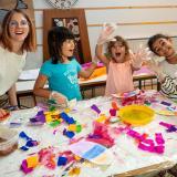 10 ressources pour favoriser l'équilibre entre individuel et collectif en atelier d'arts plastiques – Photo © Estelle Perdu