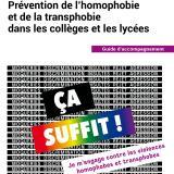 Un guide pour prévenir l'homophobie et la transphobie auprès des ados