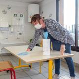 Ce que dit le projet de protocole sanitaire de réouverture des établissements scolaires – Photo © Estelle Perdu