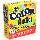 Test jeu : Color addict, des couleurs, des cartes, des fous rires !