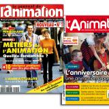 Le Journal de l'Animation a 20 ans !