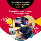 Un guide gratuit pour parler du droit à l'éducation
