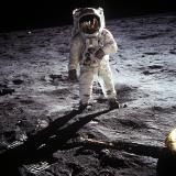 18 ressources pour célébrer les 50 ans du premier pas de l'Homme sur la Lune – Photo © Nasa