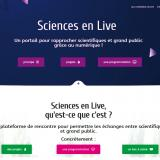 Sciences en live