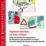 Vigilance attentats : un guide pour avoir les bons réflexes en ACM