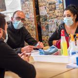 État d'urgence sanitaire : de nouvelles consignes pour les accueils collectifs de mineurs – Photo © Estelle Perdu
