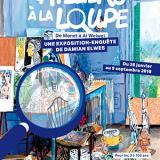 """Exposition-enquête """"Ateliers à la loupe"""""""