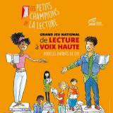 Concours Les petits champions de la lecture