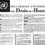 Journée des droits de l'Homme