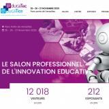 25e salon professionnel de l'innovation éducative