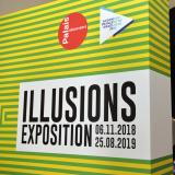 "Exposition ""Illusions"" à Paris"