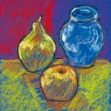 Dessiner au pastel (4) : la composition