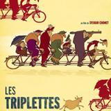 Les triplettes de Belleville, de Sylvain Chomet