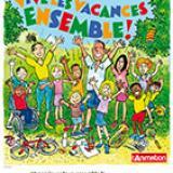 """Affiche Grand Jeu de l'été """"Vive les vacances ensemble !"""" du Journal de l'Animation 180"""
