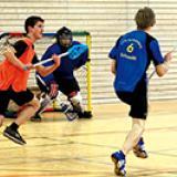 Jeu sportif : l'intercrosse