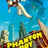 Film d'animation Phantom Boy de Jean-Loup Felicioli et Alain Gagnol