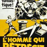 Film L'homme qui rétrécit, par Jacques Arnold