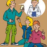 Quiz avec ados et adultes : questions d'enfance