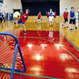 Jeu sportif : le tchoukball