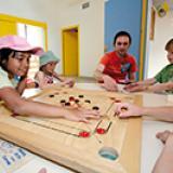 Périscolaire : du jeu symbolique au jeu de règles avec les maternelles