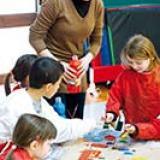 Organiser un atelier créatif en TAP en maternelle