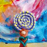 Activités créatives : escargots et autres spirales