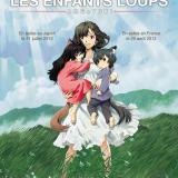Les enfants-loups, Ame et Yuki, de Mamoru Hosoda