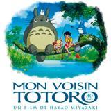 Film d'animation Mon voisin Totoro, d'Hayao Miyazaki