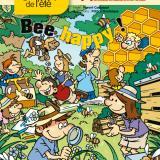 Affiche et fiche d'identité du Grand Jeu de l'été 2020 « Bee happy ! »