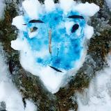 Mouler la neige et la glace