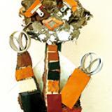 Un personnage en volume en s'inspirant d'Arcimboldo