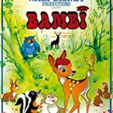 Dessin animé Bambi, de David Hand