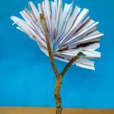 Des arbres en papier