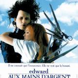 Film Edward aux mains d'argent, de Tim Burton