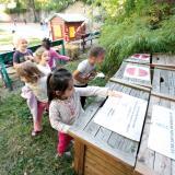 Activités au jardin : créer un composteur et préparer du purin