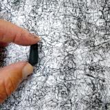 Arts plastiques : frottages sur papier